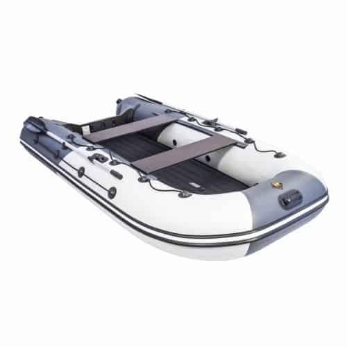 Моторная надувная лодка